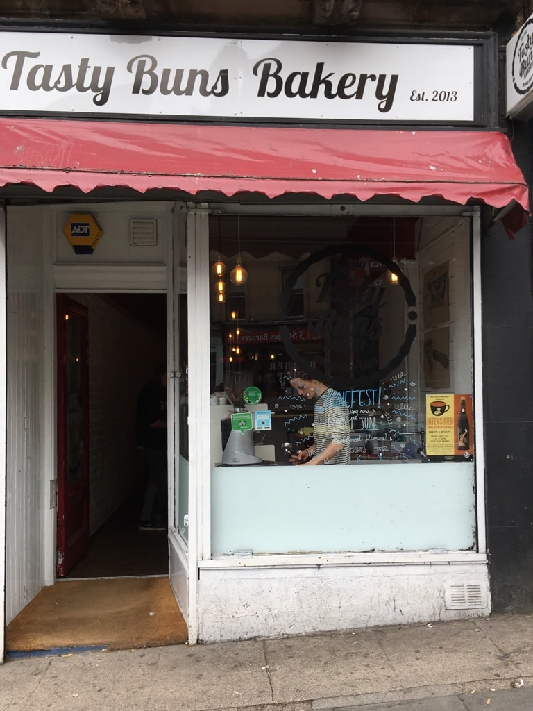 Tasty Buns Bakery stands for flavourful cakes and great coffee